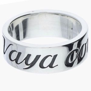 Vaya con Dios James Avery ring